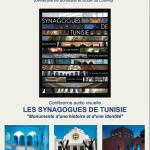 Conférence : Les Synagogues de Tunisie